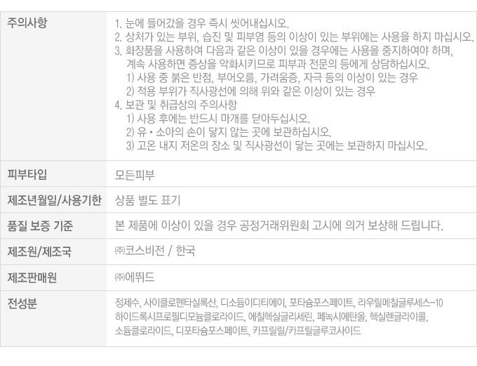 에뛰드(ETUDE) 립 앤 아이리무버 100ml 2개